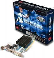 Sapphire Radeon HD6450 Graphics Card Photo