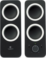 Logitech Z200 2.0 Multimedia Speakers Photo
