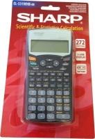 Sharp EL-531WHB Scientific Calculator Photo