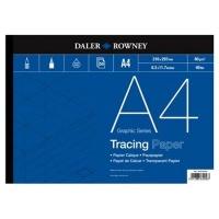 Daler Rowney A4 Tracing Pad Photo
