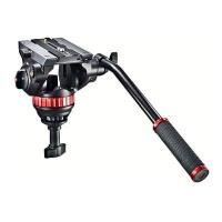 Manfrotto MVH502A Fluid Video Head M-Size ? 75mm Half Ball Photo