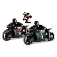 Funny Box Remote-Control Flash Motorcycle Photo