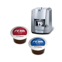 Pera Dolce Aroma and Crema Bar Variety Coffee Capsules - Compatible with Lavazza A Modo Mio Capsule Coffee Machines Photo
