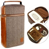 Tuff Luv Tuff-Luv Herringbone Tweed Nfc Travel Case for Bose Soundtouch 10 Photo