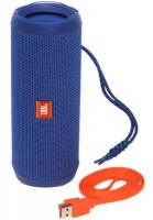 JBL Flip 4 Portable Bluetooth Speaker Photo