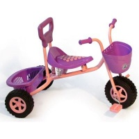 Peerless Kids Adventure Trike - Pink Photo