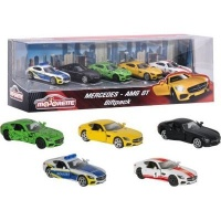 Majorette Mercedes AMG GT - 5 Piece Giftpack Photo