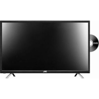 "JVC LT-32ND35 32"" HD LED TV with Built-In DVD Player Photo"