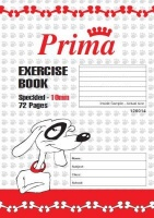 Prima Scholastic Speckled Exercise Book Photo