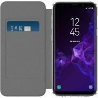 Incipio NPG FOLIO mobile phone case 14.7 cm Grey Samsung Galaxy S9 Clear/Grey Photo
