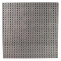 Bricks & Pieces - Flat Baseplate 32x32 - Dark Grey Photo