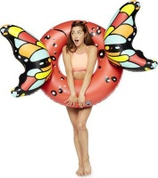 Big Mouth Inc Butterfly Red Wings Pool Float Photo