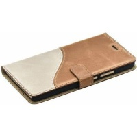 Tellur Book Case Genuine Leather Wave for Huawei P9 Lite Photo