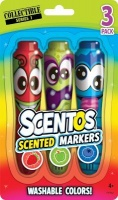 Apple Scentos: Scented Bullet Tip Markers Photo