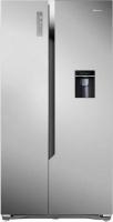 Hisense 512L Side by Side Fridge/Freezer with Water Dispenser Photo