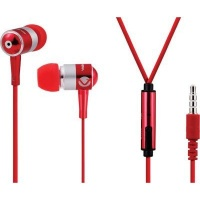 Volkano Stannic In-Ear Headphones with Mic Photo