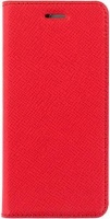 Tellur Bookcase Magnetic Samsung S8 Plus Leather Red Photo
