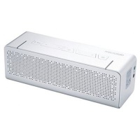 Microlab T5 Silver Digital Bluetooth Speaker Photo