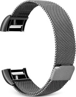 Gretmol Silver Milanese Fitbit Charge 2 Replacement Strap Photo