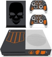 SKIN-NIT Decal Skin For Xbox One S: Black Ops 2018 Photo