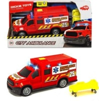 Dickie Toys SOS Series - City Ambulance Photo