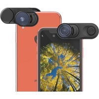 Olloclip Fisheye Super-Wide Macro Essential Lenses for the iPhone XR Photo