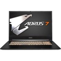 "Gigabyte Aorus 7 FHD 17.3"" Core i7 Notebook - Intel Core i7 9750H 512GB SSD 16GB RAM Windows 10 Pro NVIDIA GeForce GTX1660Ti Photo"