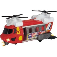 Dickie Toys Action Series - Rescue Helicopter Photo