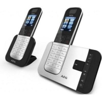 AEG - D575 Twin Dect with colour LCD Photo