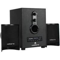 Volkano VK-3021-BK speaker set 2.1 channels Black Stereo Bluetooth Speakers Photo