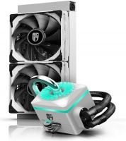 Deepcool Captain 240X Liquid CPU Cooler Photo