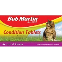 Bob Martin Condition Tablets for Cats and Kittens Photo
