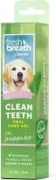 Tropiclean Fresh Breath - Clean Teeth Oral Care Gel for Puppies Photo