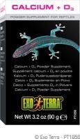 Exo Terra Calcium D3 Powder Supplement for Reptiles Photo