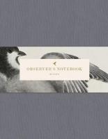 Princeton Architectural Press Observer's Notebook: Birds Photo