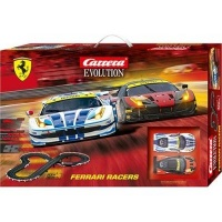 Carrera Race Track Sets - Ferrari Racers Set 6.3m Photo