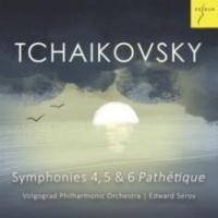 Tchaikovsky: Symphonies 4 5 & 6 Pathetique Photo