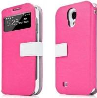 Samsung Capdase Smart Folder Sider Belt ID Case for Galaxy S4 Photo
