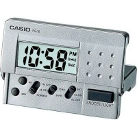 Casio Traveller's Digital Pocket Alarm Clock Photo