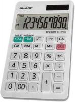 Sharp EL-377WB Desktop Calculator Photo