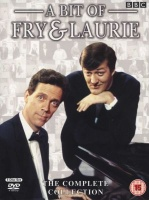 A Bit Of Fry & Laurie: The Complete Collection - Season 1 - 4 Photo