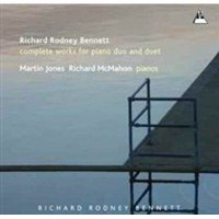Richard Rodney Bennett: Complete Works for Piano Duo and Duet Photo