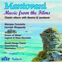 Mantovani: Music from the Films Photo