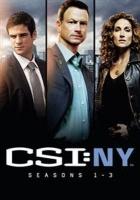 CSI New York: Seasons 1-3 Photo