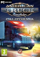 American Truck Simulator: California PC Game Photo