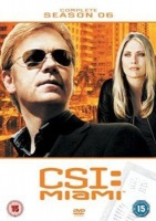 CSI Miami: The Complete Season 6 Photo