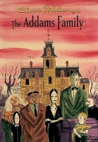 Pomegranate Communications IncUs The Addams Family Notepad Photo