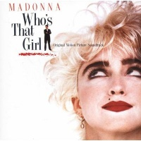 Who's That Girl - Original Motion Picture Soundtrack Photo