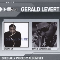 Gerald Levert Double CD - Groove On / Love & Consequences Photo