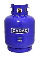 Cadac Gas Cylinder Photo